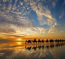 Cable Beach Icons by Rod Hartvigsen