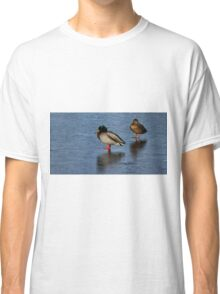 On Thin Ice Classic T-Shirt