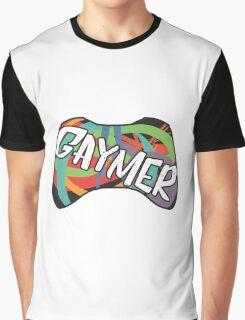 Gaymer Graphic T-Shirt