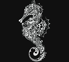 Tribal Sea Horse Unisex T-Shirt