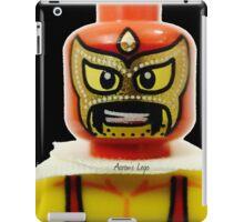 Lego Wrestler Master Buikder iPad Case/Skin