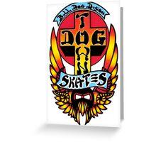 DogTown Skates Greeting Card