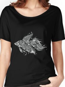 Tribal Fish Women's Relaxed Fit T-Shirt