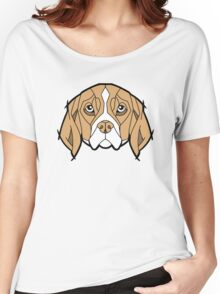 Beagle Women's Relaxed Fit T-Shirt