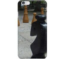 Chess Board iPhone Case/Skin