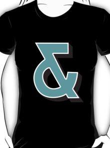 Ampersand + T-Shirt