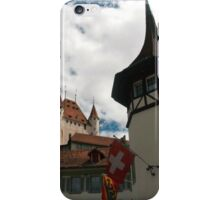 Swiss Castle iPhone Case/Skin