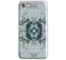 Icelandia - A Meditative Pattern in Ice iPhone Case/Skin