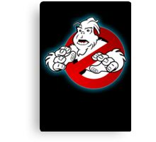 PNW: Ghostbusters Poster (logo) Canvas Print