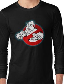 PNW: Ghostbusters Poster (logo) Long Sleeve T-Shirt