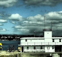 Port of Douglas, Isle of Man Sticker