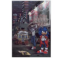 Sonic the Comic: Fight Another Day Photographic Print