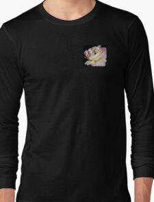 Flower Beauty Long Sleeve T-Shirt