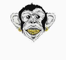 Monkey with gold  Unisex T-Shirt