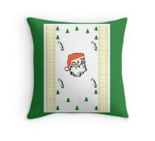 christmas 2 Throw Pillow