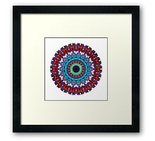 New Dawn Mandala Art - Sharon Cummings Framed Print