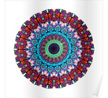 New Dawn Mandala Art - Sharon Cummings Poster