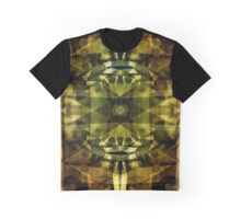 Megapolis - a Meditative Pattern Graphic T-Shirt