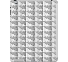 Abstract Lines iPad Case/Skin
