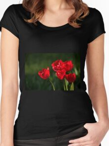 Longing for Love Women's Fitted Scoop T-Shirt