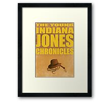 The Young Indiana Jones Chronicles Framed Print