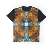 Four Elements - A Meditative Pattern Graphic T-Shirt