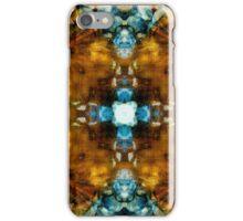 Four Elements - A Meditative Pattern iPhone Case/Skin