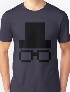 TOP HAT AND GLASSES T-Shirt