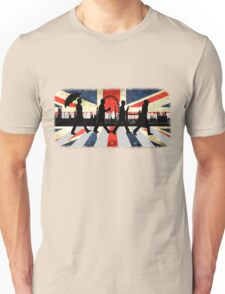 221B Abbey Road (Version One) Unisex T-Shirt