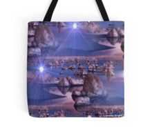 REVELATION FLOWS Tote Bag