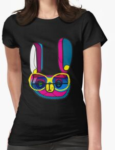 RabbitEars Womens Fitted T-Shirt