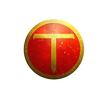 Super Teemo - Emblem  Photographic Print