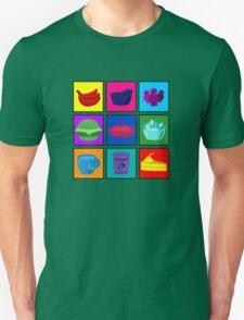 Pop Art Superwholock Unisex T-Shirt