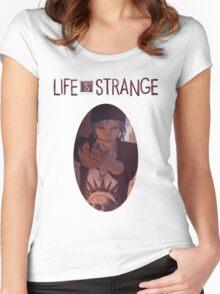 Life is strange Chloe Women's Fitted Scoop T-Shirt