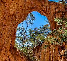Up on the Golden Arch by Chris Brunton