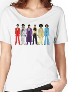 Retro Vintage Fashion 16 Women's Relaxed Fit T-Shirt