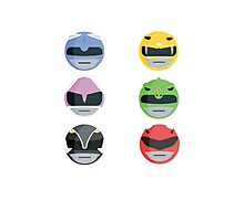 It's Morphin' Time Photographic Print