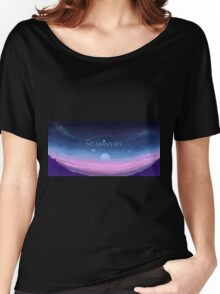 No Man's Stars Women's Relaxed Fit T-Shirt