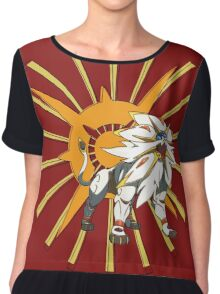 Pokemon Sun - Solgaleo Chiffon Top