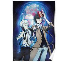 Dazai & Atsushi Poster