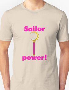 "Sailor Moon ""Sailor Power!"" Unisex T-Shirt"