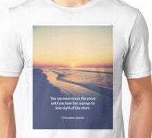 Christopher Columbus Quote Unisex T-Shirt