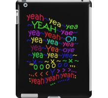 YeahYEAHyeah - products iPad Case/Skin