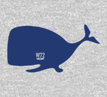 Groovy Whale T-shirt Kids Tee