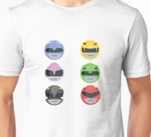 It's Morphin' Time (no outline) Unisex T-Shirt