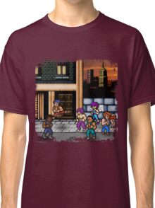 Double Dragon Alternate (Request) Classic T-Shirt