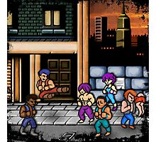 Double Dragon Alternate (Request) Photographic Print