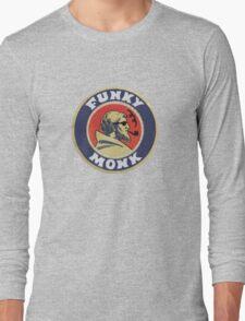 Funky Monk Long Sleeve T-Shirt
