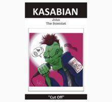 Kasabian - Cut Off by monkeycircusart