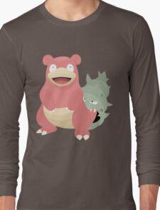 Slowbro Long Sleeve T-Shirt